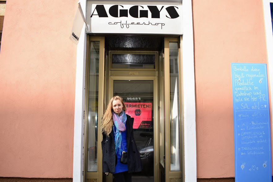 AGGYS Coffeeshop was closed