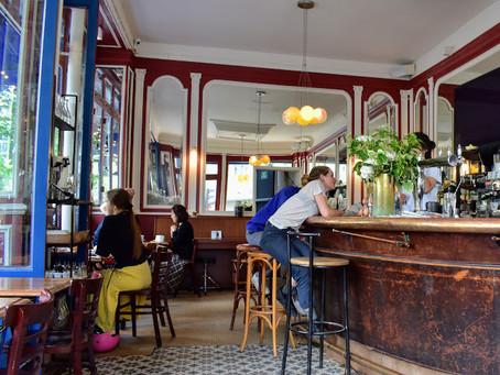 "La Fontaine de Belleville bridges the gap between ""café"" and specialty coffee"