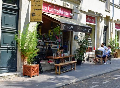"""5 Ways to Make Coffee: A Voyage to Discover """"True Coffee"""" at La Caféothèque, Paris"""