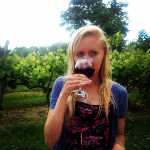 Wine country in Southern Illinois