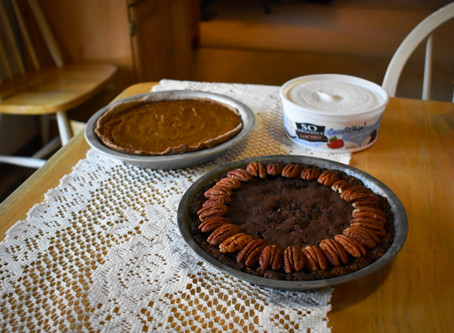 Recipes from a Vegan Thanksgiving