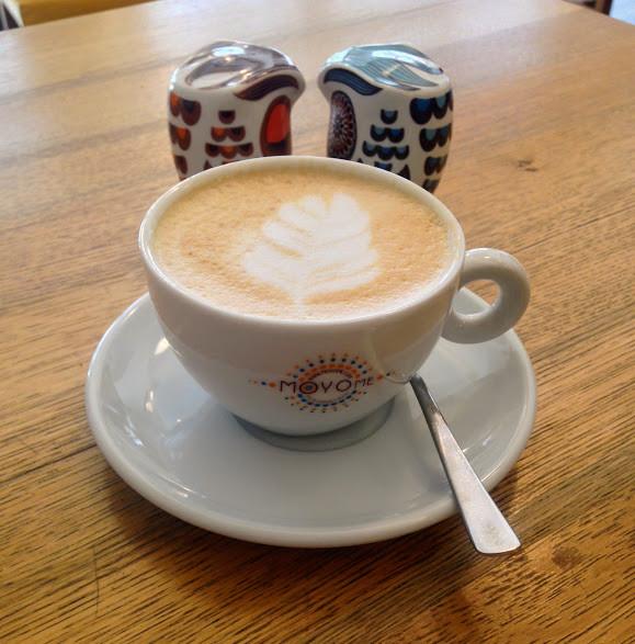 A land from a dream where gourmet European coffee runs on tap.