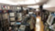 flooring showroom selectons