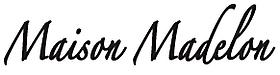 Maisonmadelon.com, Maisonmadelon logo,