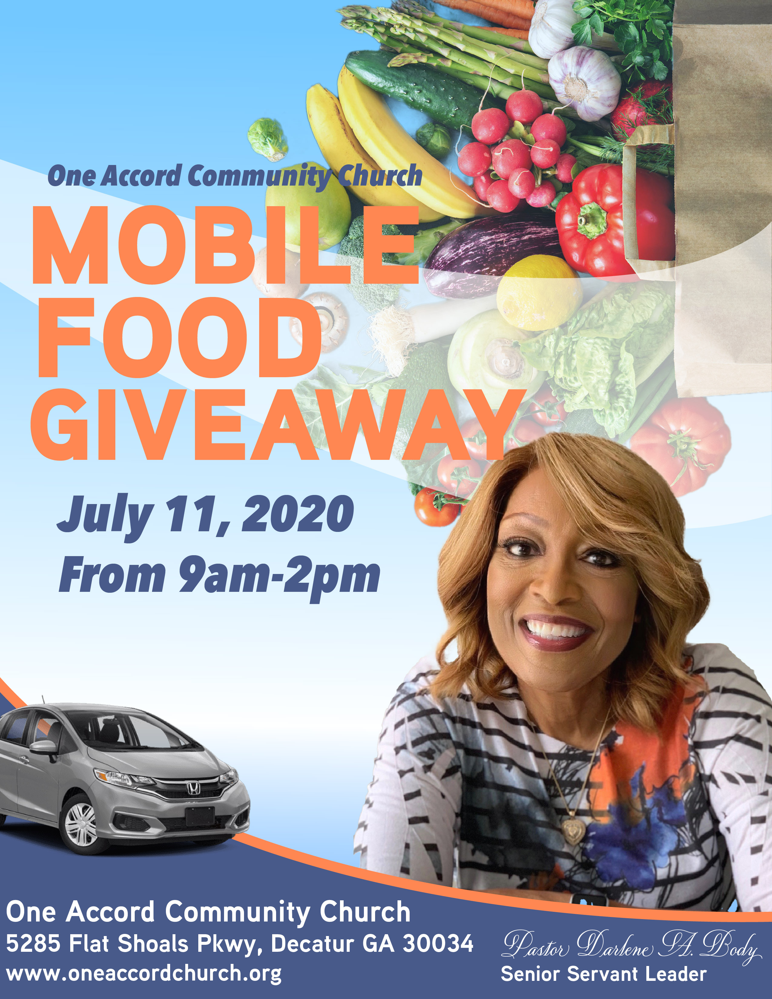 Mobile Food Pantry July 11 2020-01