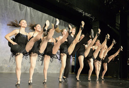 kickline nhs dance web