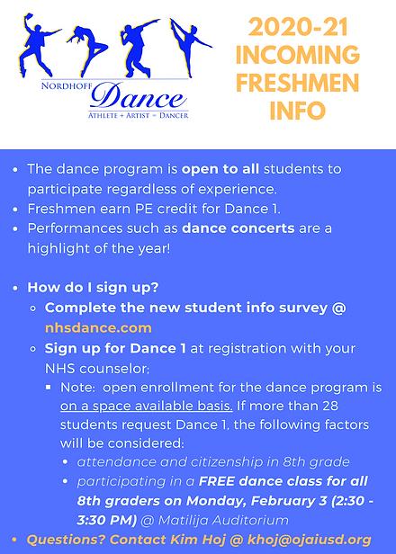 2020-21 Incoming Freshman Info.png