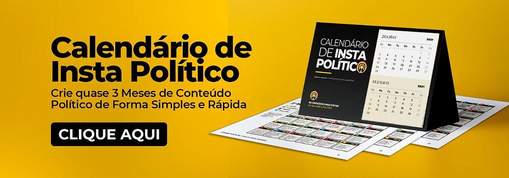 Calendário de Insta Político