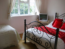 Exmouth Annexe Bedroom B & B