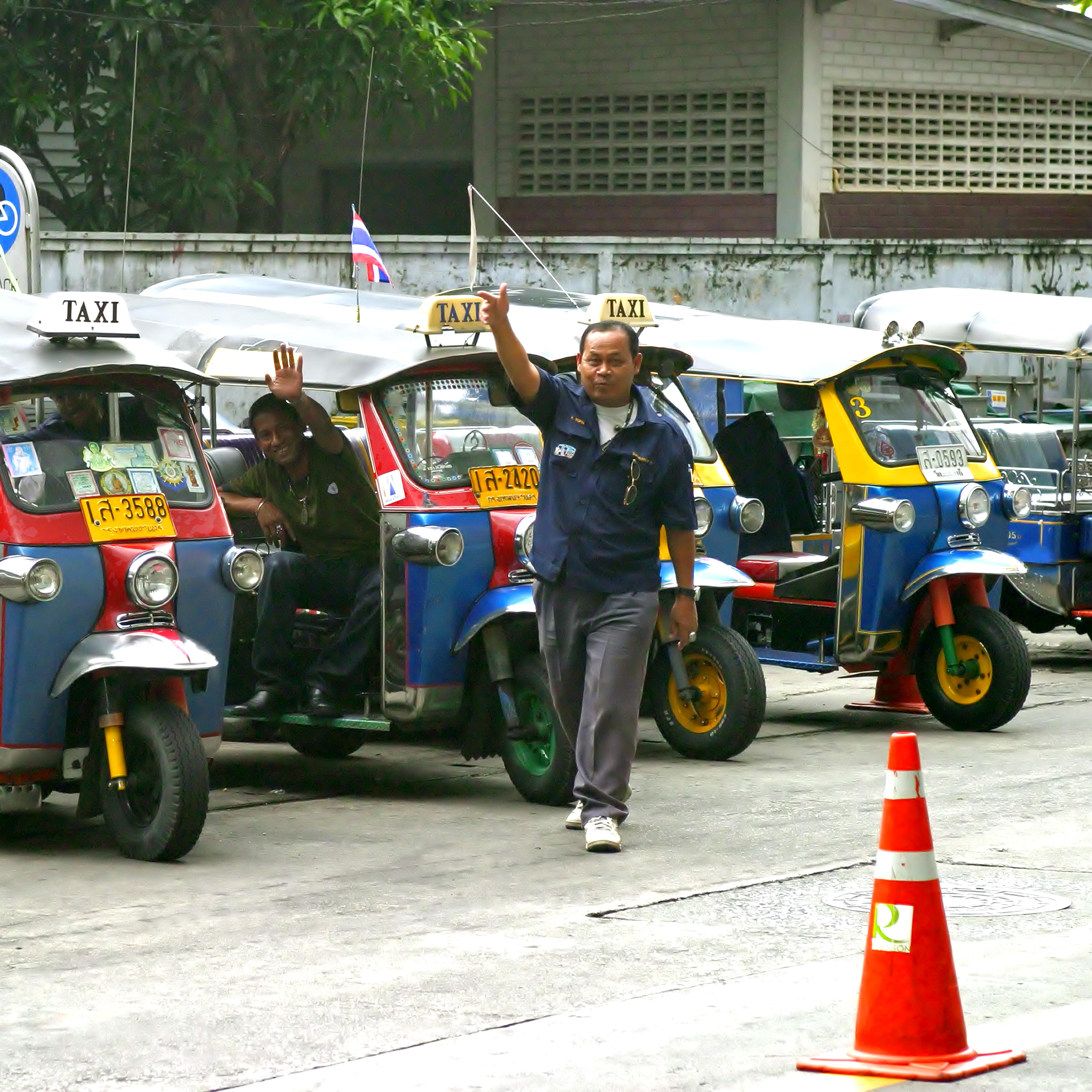 Taxi Hi