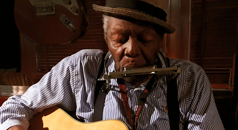 Cross Creek Blues Man - Willie Green, Th