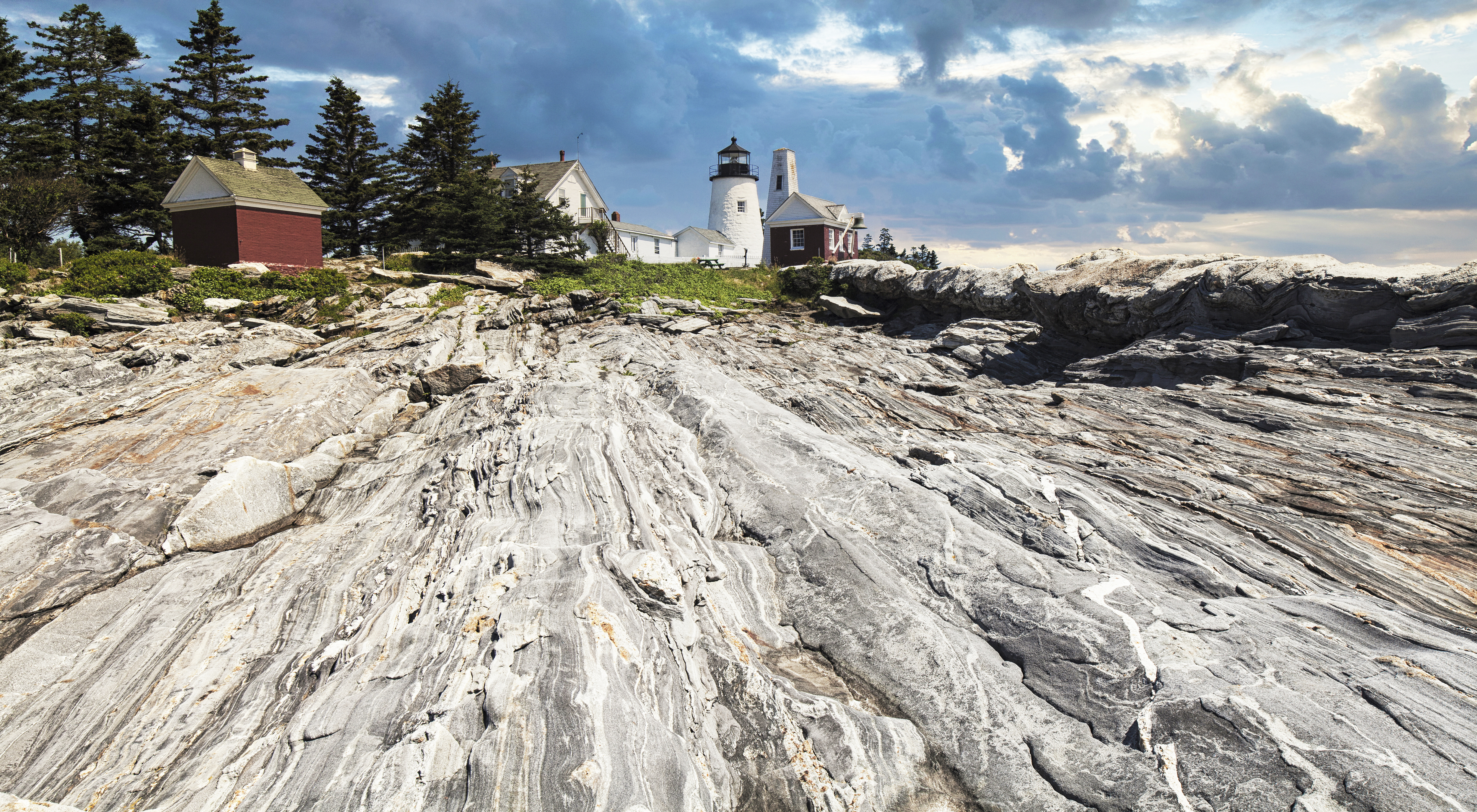 Stalwart - Pemaquid Point Lighthouse, Br