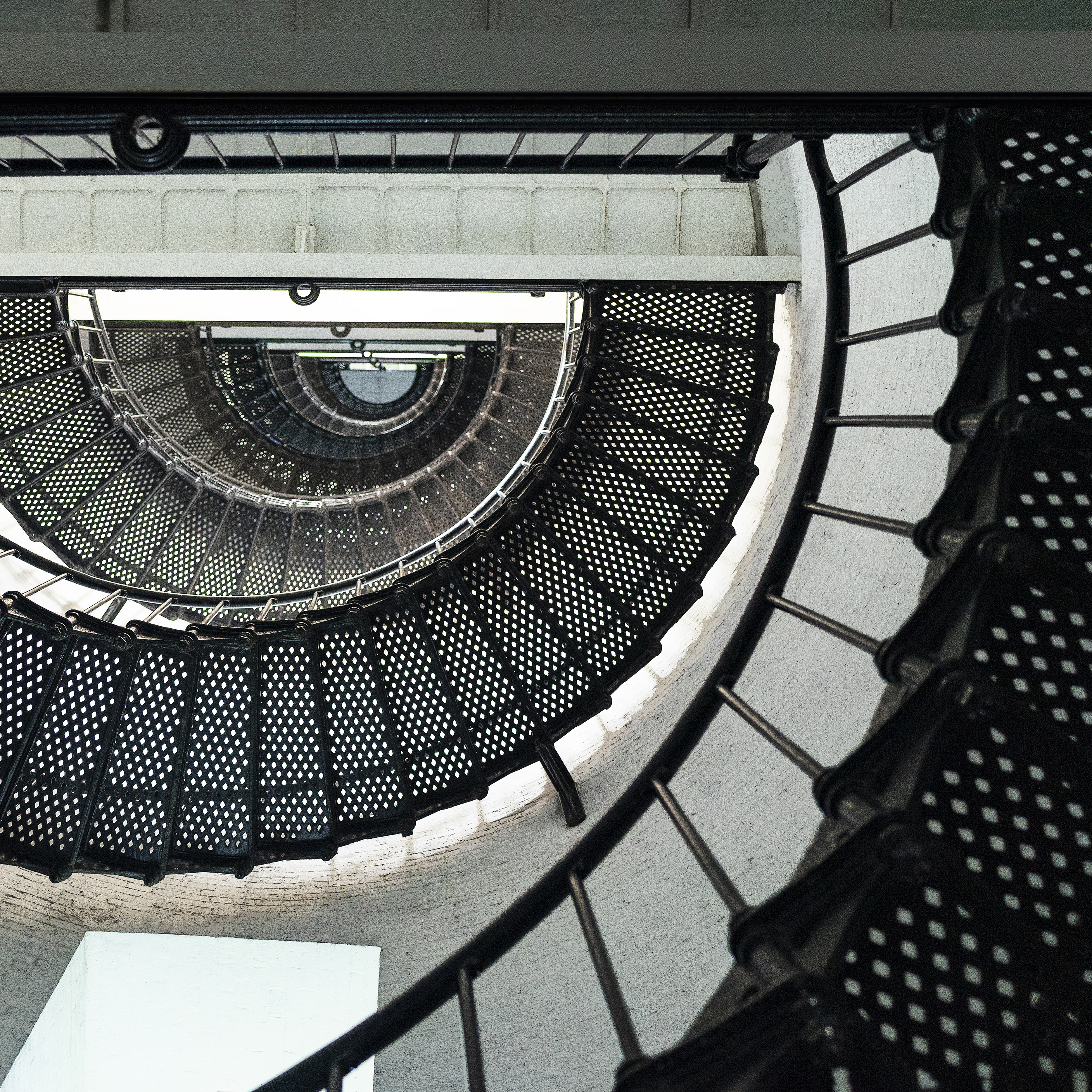 Half Spirals