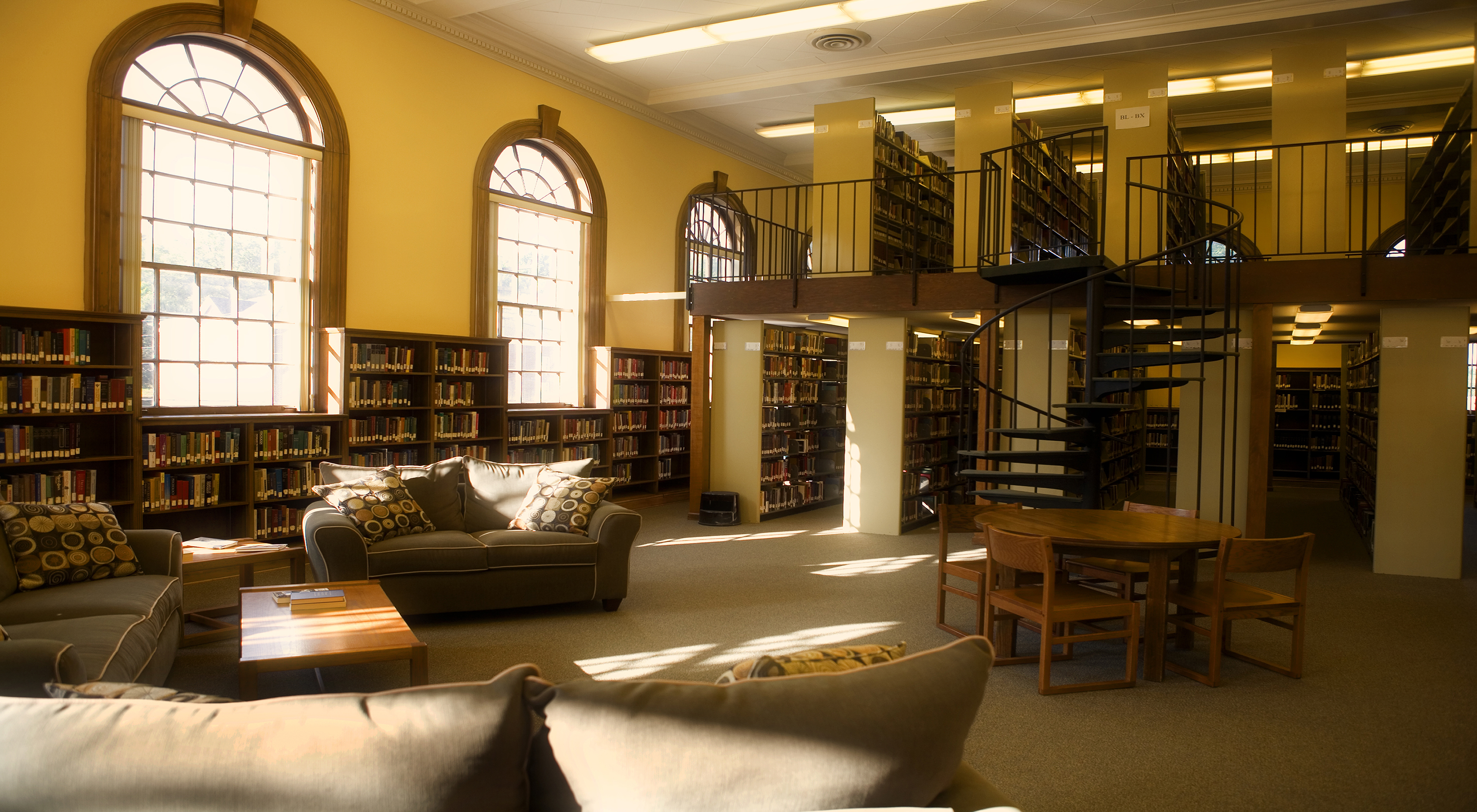 Arches And Books
