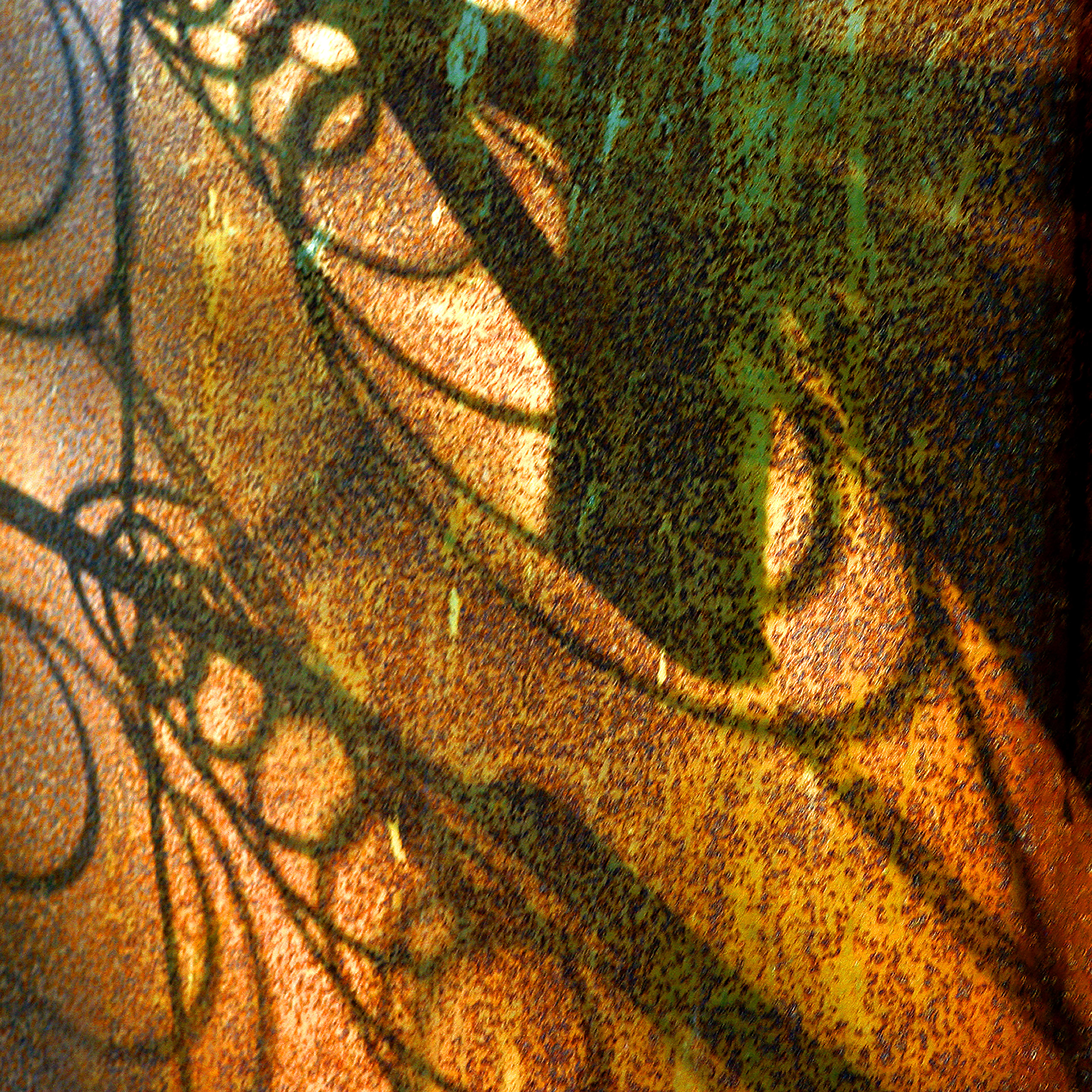 Rusty Shadows