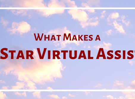 "From ""What is a Virtual Assistant?"" to ""My VA is a Rock Star!"""