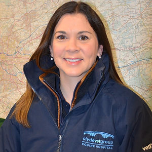 Suzanne Duncan BVMS CertAVP(EM) MRCVS