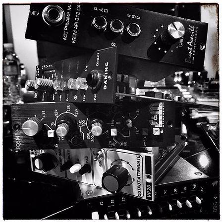 recording equipmen