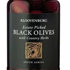 Kloovenburg Black Olives