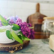 Love waking up to the smell of lilacs in our kitchen 😍.jpg