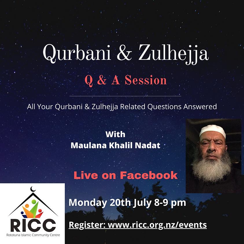 Qurbani & Zulhejja Q&A