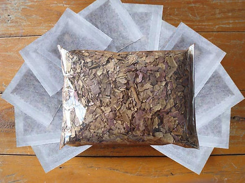 Indian Almond Leaf Heat-Sealed T-Bags