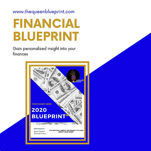 Annual Financial BluePrint ™️
