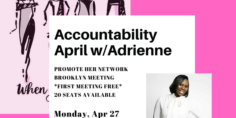 Accountability April