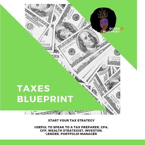 Taxes BluePrint
