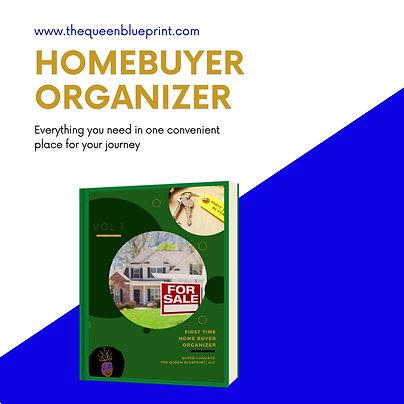 Homebuyer Organizer