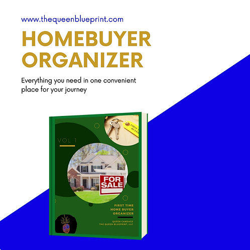 Homebuyer Organizer