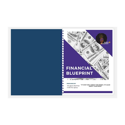 Financial BluePrint Physical Copy