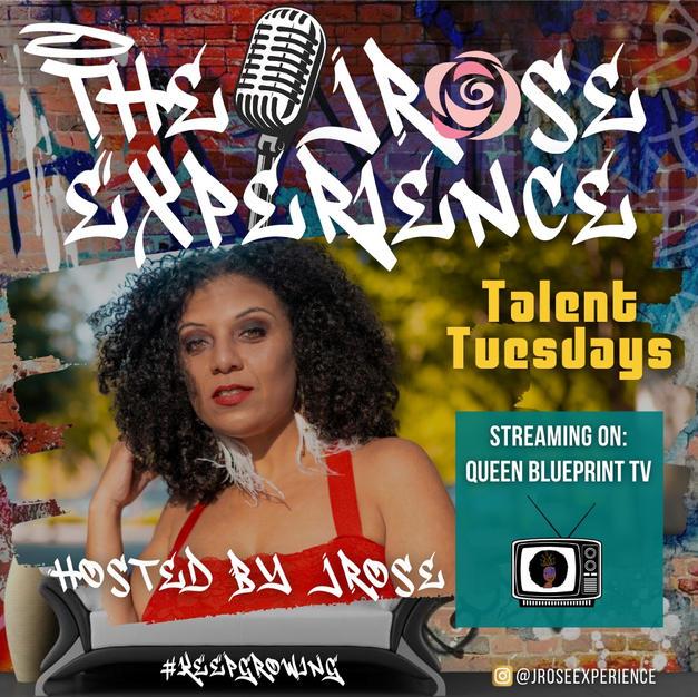 Talent Tuesdays 12pm EST