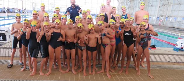 MVA traz campeão mundial Andrii Govorov e Arilson Silva para super clínica de natação no CTE/UFMG.