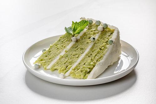 SUNDAY, JAN 31ST, 11AM cst  --  sweet pea cake, lemon butter cream icing