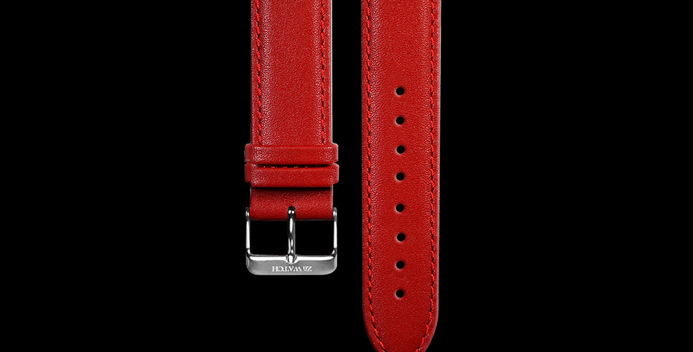 CLASSIC STRAP|BRIGHT RED