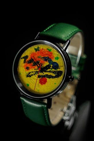 〔yunivers hsieh 心流時光 藝術家聯名腕錶〕吳日勤 CHIN(錶背雷雕藝術家簽名與錶款限量編號)_05.jpg