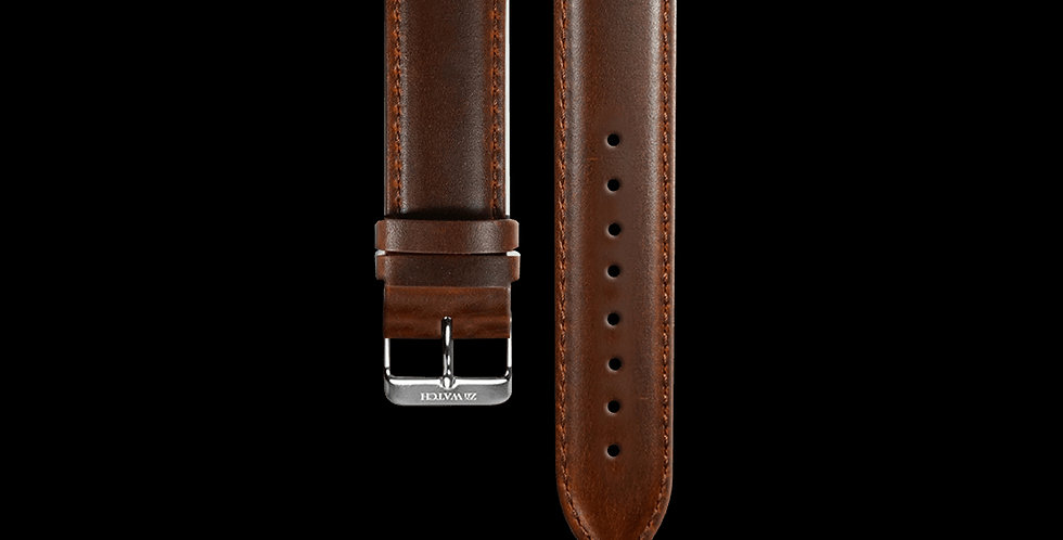 ITALY LEATHER|BROWN