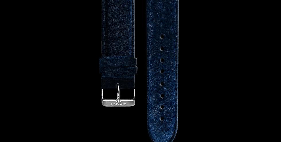 FLANNEL STRAP|DARK BLUE