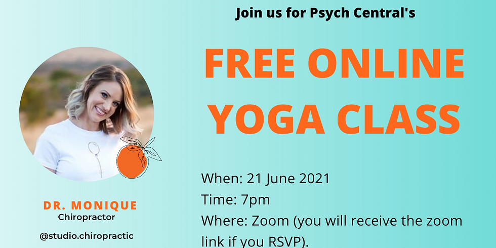 Yoga with Psych Central