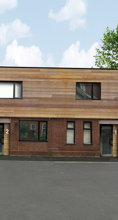 Brockenhurst Business Centre - Side View