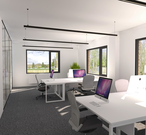 Brockenhurst Business Centre - Office