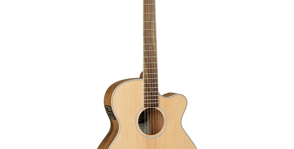 Tanglewood Discovery Electro Acoustic, Pacific Walnut