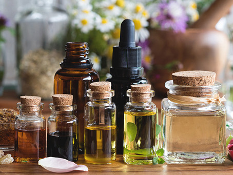 What are Certified Organic Essential Oils?