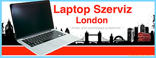 Laptop Szerviz London