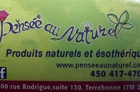Pensée au naturel