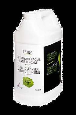 Facial cleanser - no rinsing