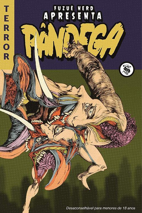 Pândega (português) - edição especial (HQ, 216 pág. 50 autores)