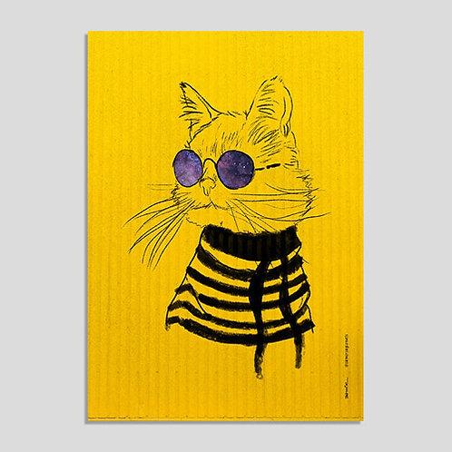Gato Universe (Print A4)
