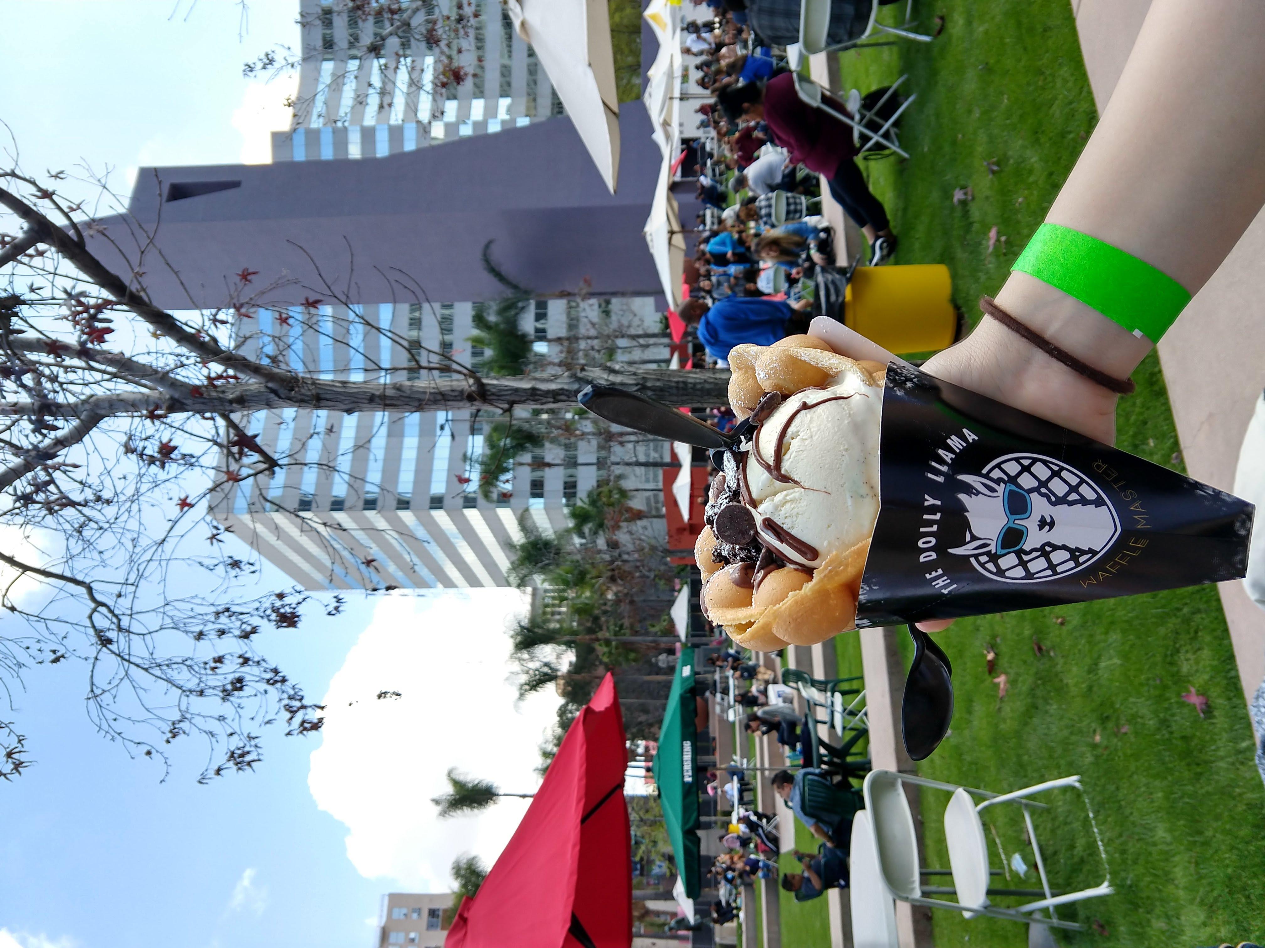 waffle festival